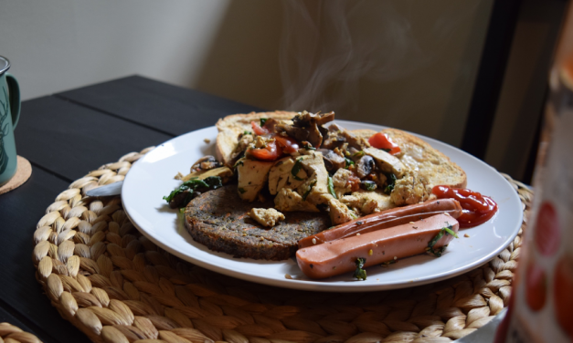 The Ultimate Vegan Breakfast For Hungover People