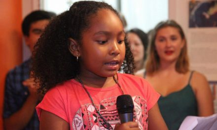 10 Year Old Genesis Butler Inspires Veganism at Tedx Talk in California