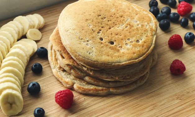 Deliciously Fluffy American Style Pancakes