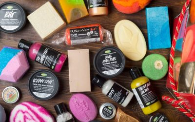 Bathing Just Got Cleaner! Ocean Plastic Turned Into Packaging at Lush!