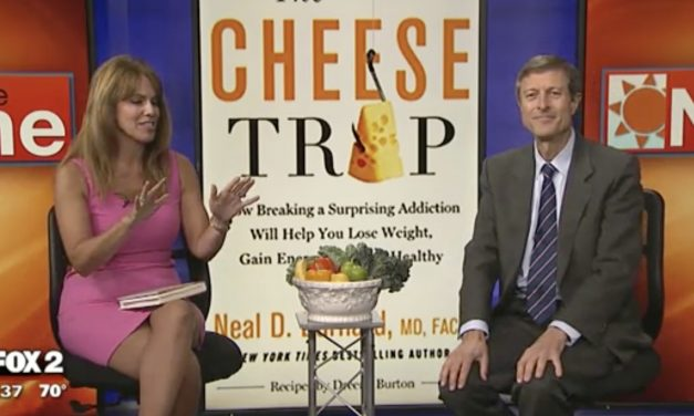 "FOX NEWS Interview Vegan Doctor about Cheese, Diabetes and ""What The Health"""