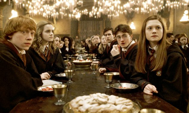 The New Harry Potter Themed Hogwarts Hall That's Gone a Little Bit Vegan