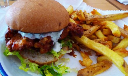 10 High Street Chains In The UK You Didn't Know Had Vegan Burgers!