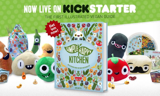 New Family Friendly Vegan Book Gives Guidance to a Simple Happy Kitchen