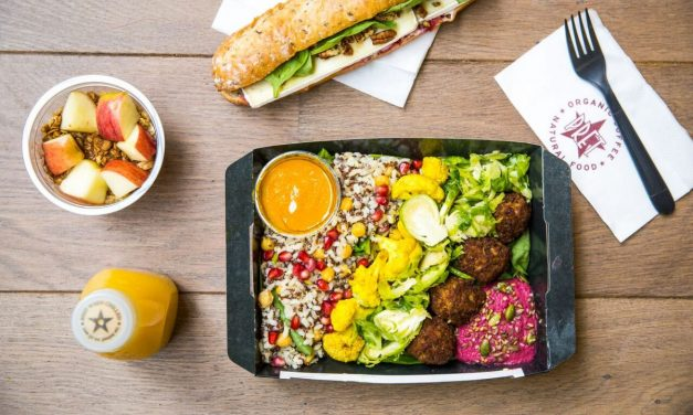 Pret A Manger's New Vegan And Veggie Fall Menu Has Arrived