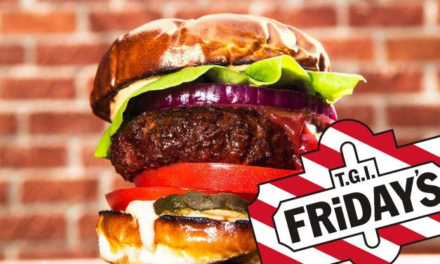 TGI Fridays Add Vegan Burger to Their Menu Following Partnership with Beyond Meat