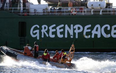 What Does Greenpeace Think About Veganism?