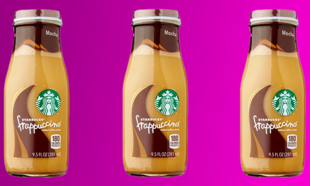 Starbucks Launch 4 Vegan Almond Milk Frappuccinos
