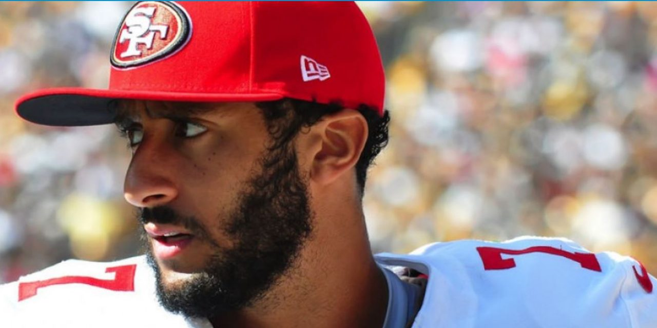 """GQ's Citizen of The Year Colin Kaepernick is a Vegan Who """"Will Not Be Silenced"""""""