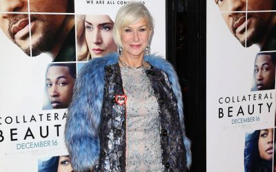 Dame Helen Mirren Approved Company Aims to Take Down Fur Industry