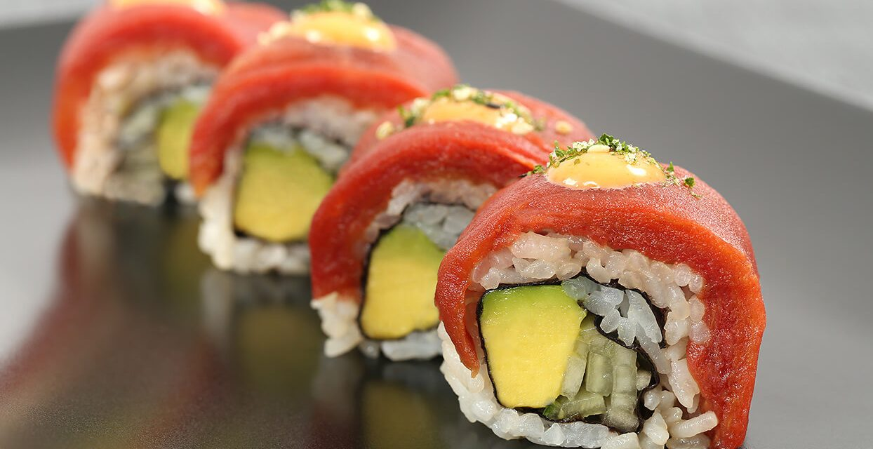 Vegan Sushi Wins Over New York Times' Famed Food Critic