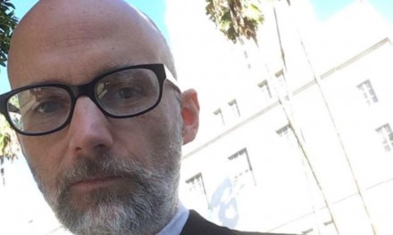 Vegan Musician Moby Brings Animal Rights Message to New Album Cover