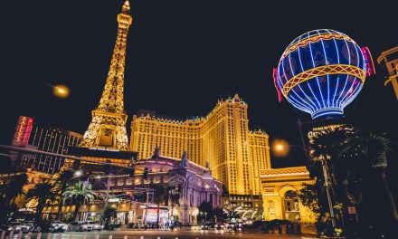 """Las Vegas Goes """"Las Vegan"""" for the Month of January"""