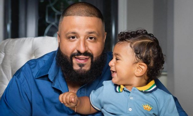 DJ Khaled Ups His Vegan Meals in a Bid to Lose Weight