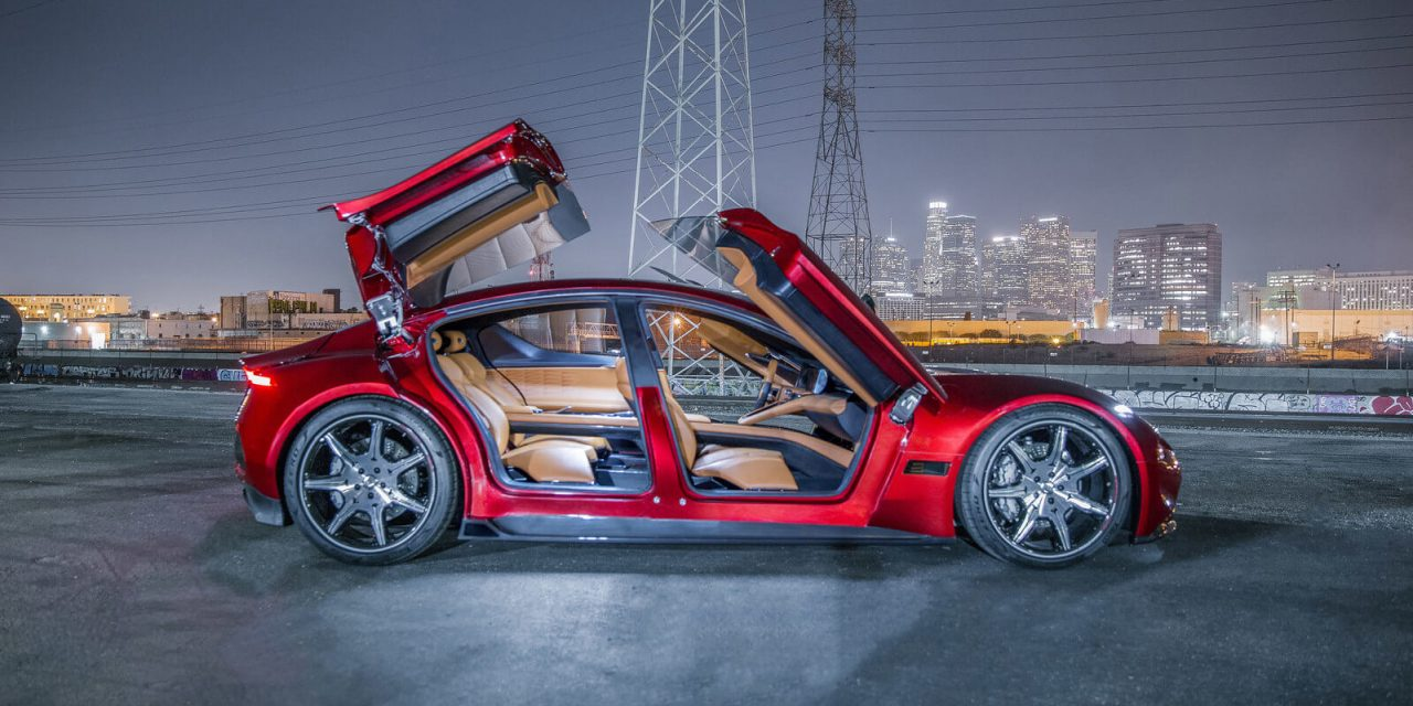 Tesla Rival Launch Electric Car With Vegan Leather Interior