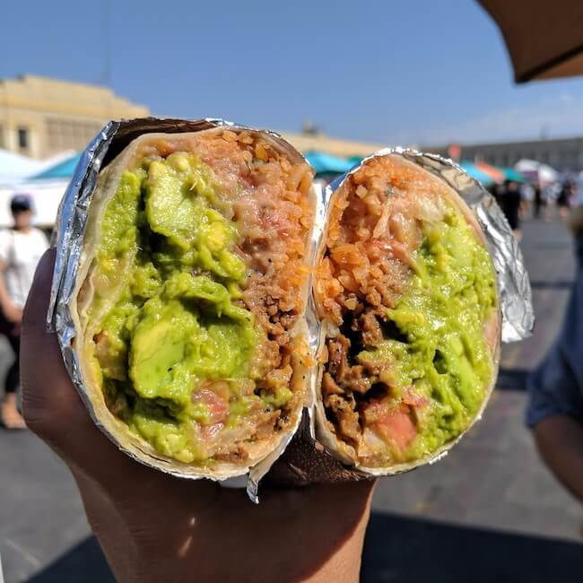 LA Market Goes Vegan for Super Bowl Sunday