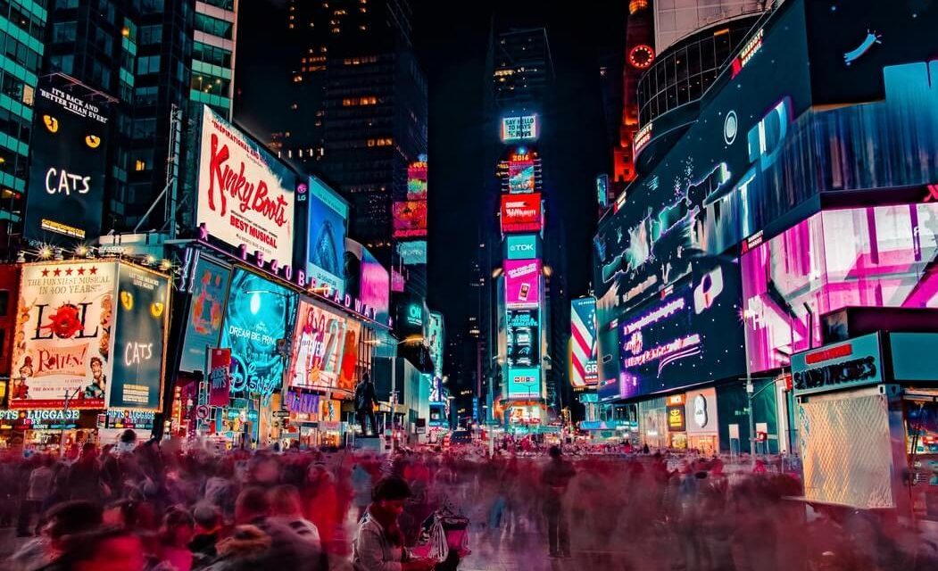 Ad for Vegan Health Documentary Screened to Thousands in Times Square