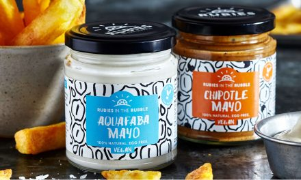 New Vegan Mayonnaise Range Launched by Eco Friendly Food Brand