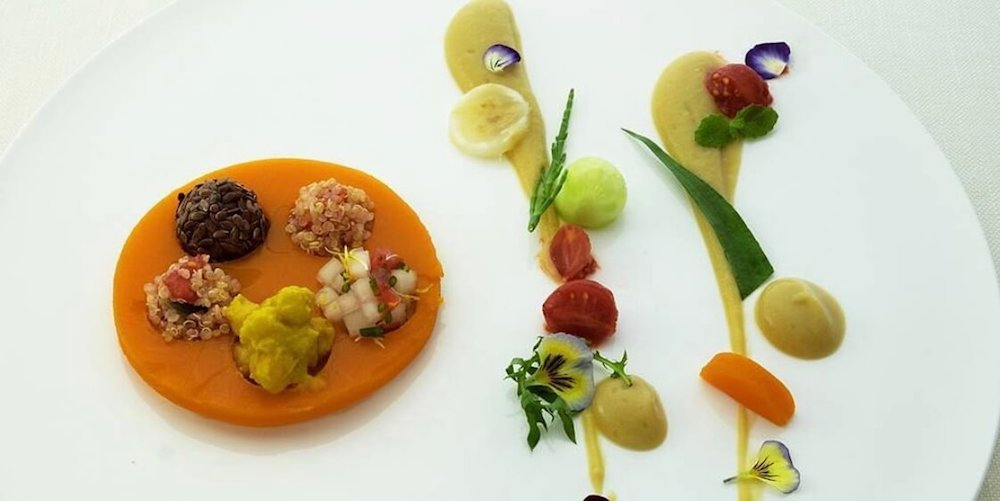 Milan Hosts World's Only Haute Vegan Cooking Competition