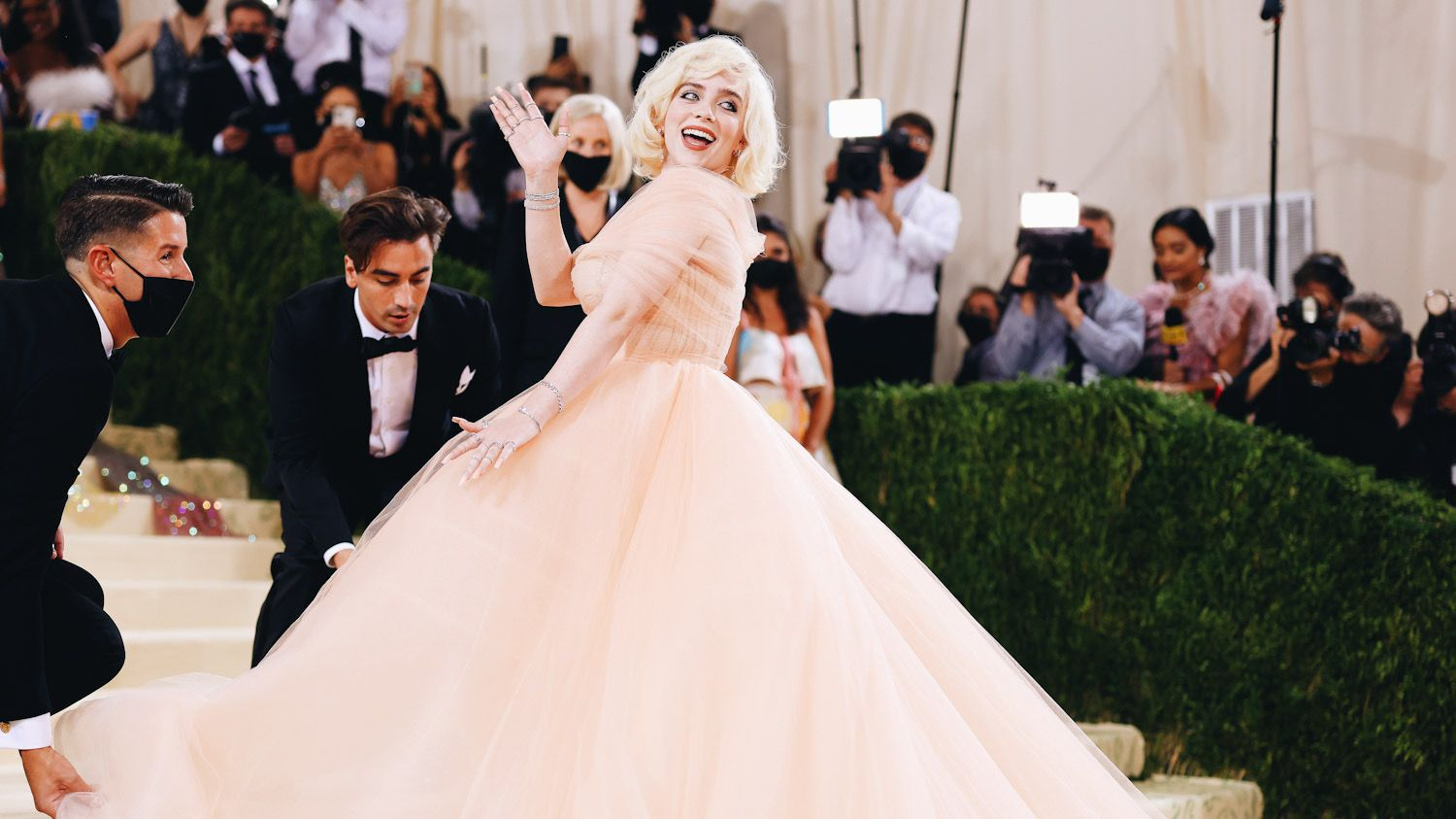 Met Gala 2021 Red Carpet: The Most Sustainable Looks